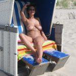 suceuse mature nue en photo de cul sur le 16